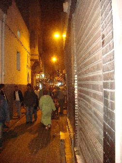 Casablanca Streets