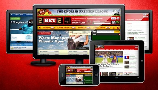 2BET2 Sports Apps